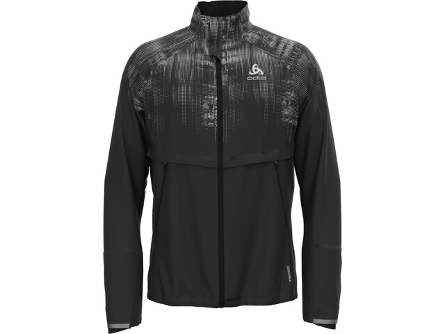 Odlo Zeroweight Pro Warm Reflect Jas Heren, black/reflective graphic20